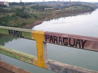 Brazil - Paraguay border