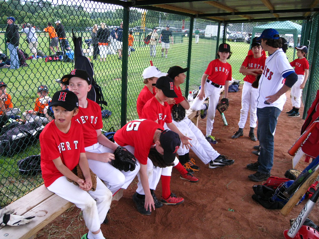 Changes expected in the Herts youth baseball department for 2021