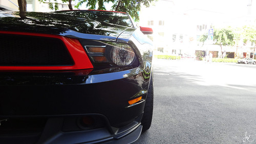 Ford Mustang Boss 302 Laguna Seca Edition | by Justin Young Photography