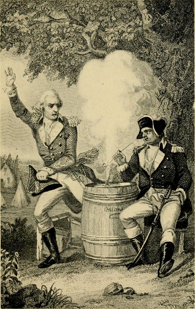 Image result for general putnam gunpowder barrel