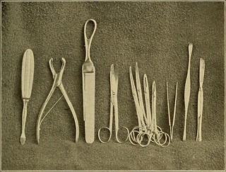 "Image from page 68 of ""Railway surgery : a handbook on the management of injuries"" (1899) 