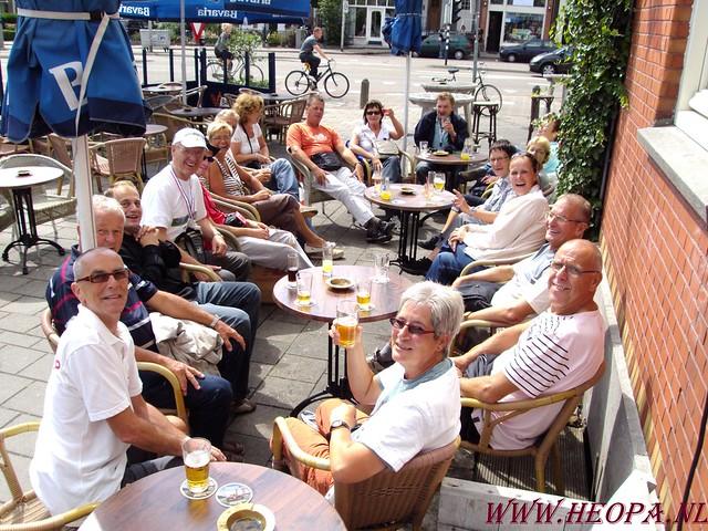 19-07-2009    Aan komst & Vlaggenparade (16)
