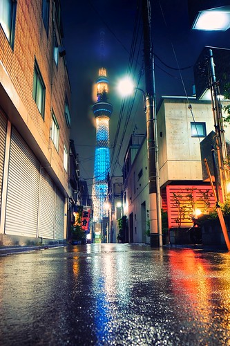 longexposure travel sunset vacation reflection tower japan architecture night clouds lights tokyo asia cityscape rainy fujifilm nippon bluehour asakusa edo sumidaku skytree tokyoskytree luíshenriqueboucault