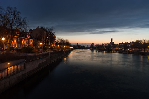 batis25 city colors dawn light motalaström norrkoping outdoor river sky skyline sunrise water cityscape
