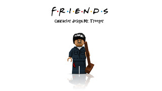 Mr Treeger | by Afol minifigures collector