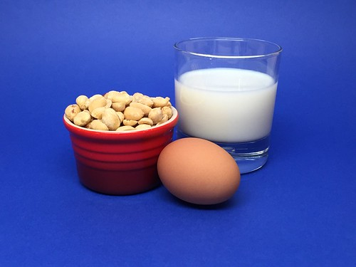 Peanuts, Egg, and Milk | by NIAID