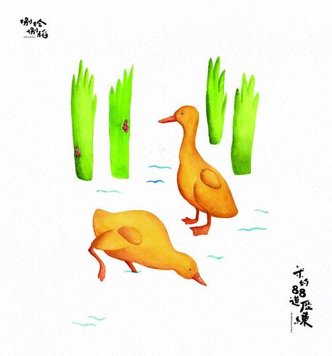 28 鴨子除害蟲 Ducks help cleanness