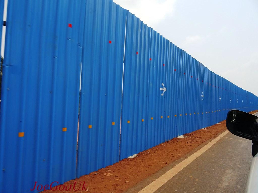 Agassaim bypass Road extension work | Part of New Zuari brid… | Flickr