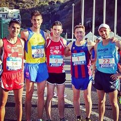 La amistad es una casa en las afueras de cualquier naufragio #compañeros #racewalk #athletics