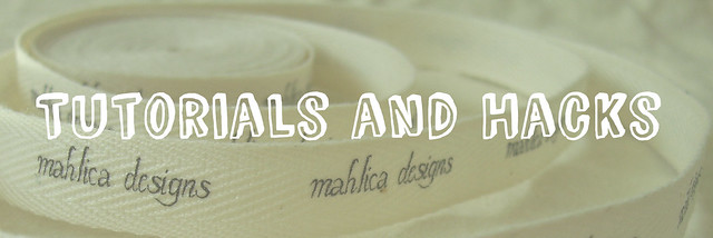 Tutorials and Hacks banner