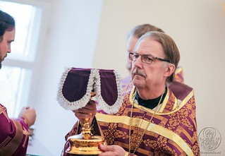 Литургия в Спасском соборе 510