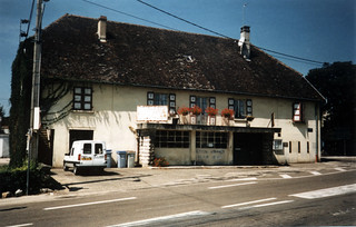 L'ancienne fromagerie d'Orgelet