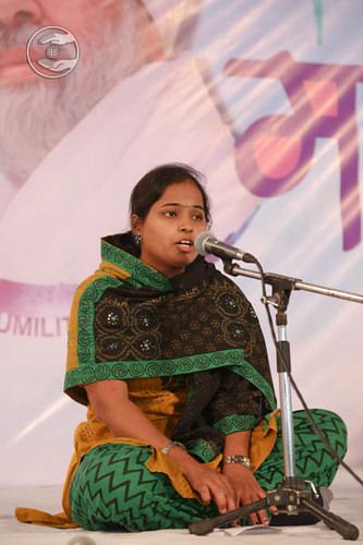 Devotional song by Jyoti Patil from Pune