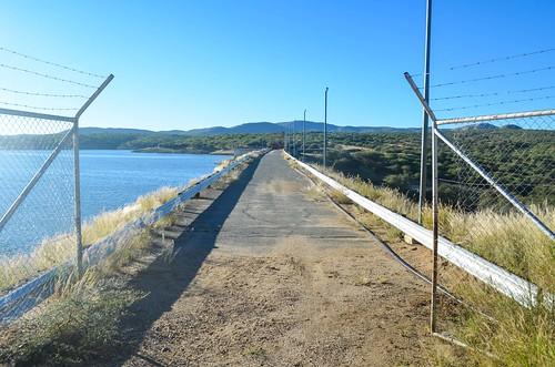 okahandja africa dam namibia vonbach vonbachdam windhoek freewheelycom jbcyclingafrica
