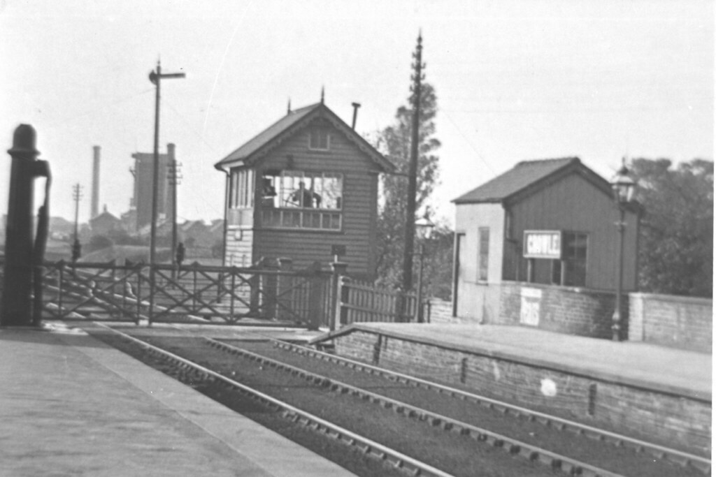 Crowle Railway Station