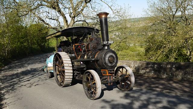 Burrell Traction Engine No. 2933