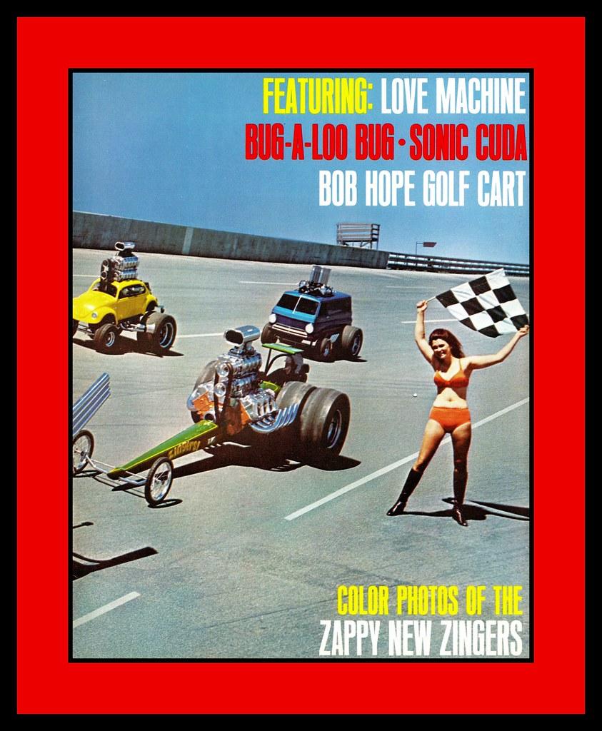 Hot Rod Show World, 1972