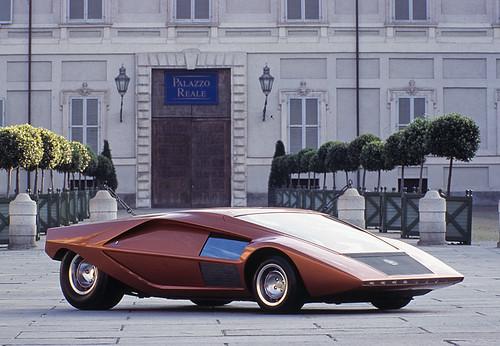 Bertone 1970 Lancia Strato's (Zero) 05