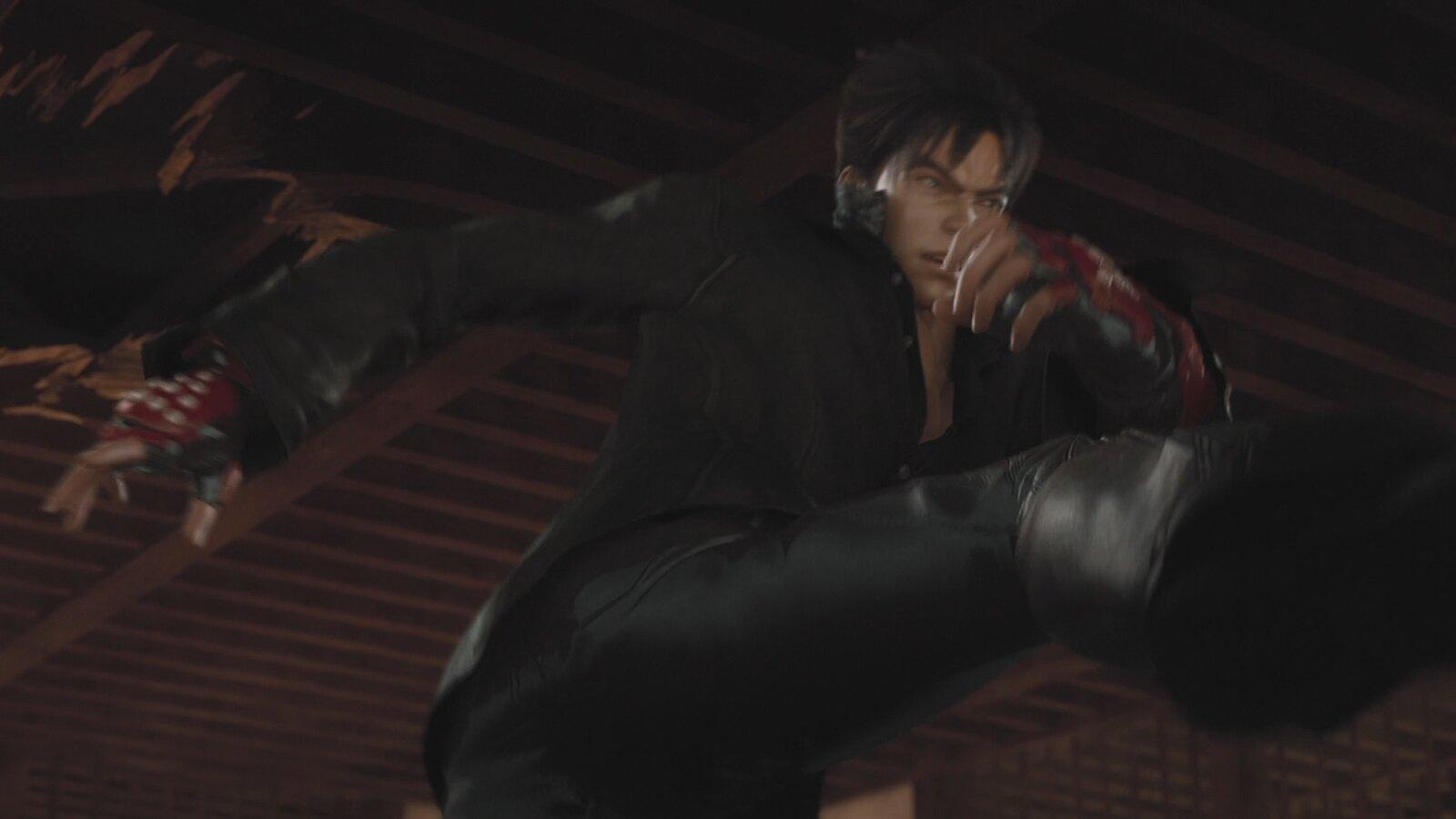 Jin Kazama In Tekken Blood Vengeance Solidsmax Flickr