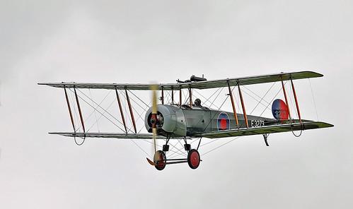 Avro 504K..