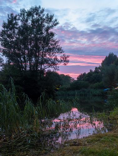 sunset lake see europa europe sonnenuntergang cloudy luxembourg luxemburg weiher lëtzebuerg weier steinfort stengefort cloudsstormssunsetssunrises stengeforterstauweier endagumweier