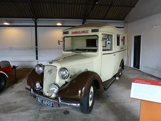 1938 Austin 8