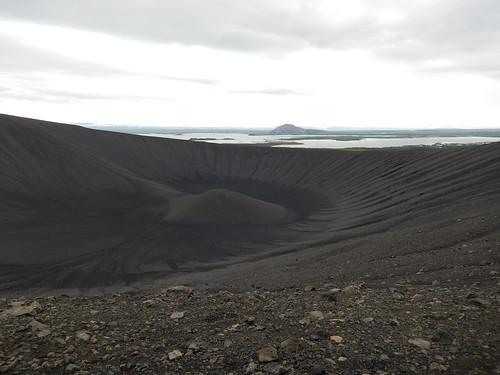 IJsland - Myvatn - Hverfell - 1