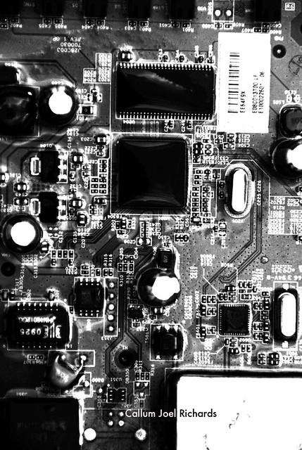 The City of Circuitry