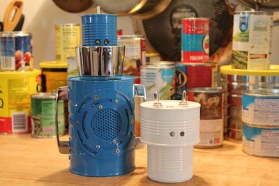 Robot Recipes