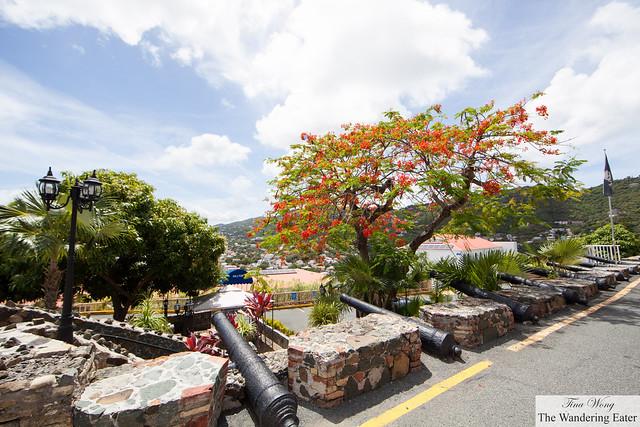 Views of Long Bay at Bluebeard's Castle Resort, St. Thomas