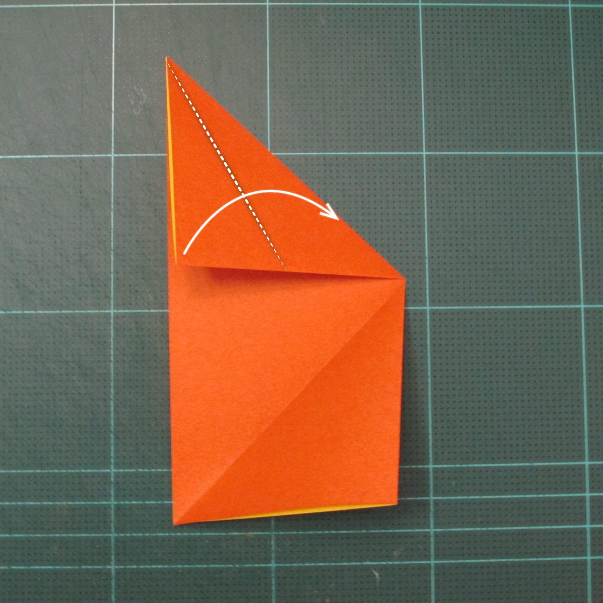 การพับกระดาษเป็นรูปปลาคาร์ฟ (Origami Koi Fish) 003