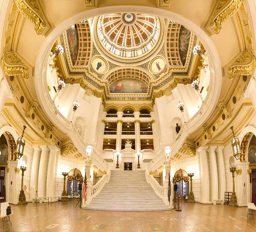 Pennsylvania State Capitol Rotunda #2