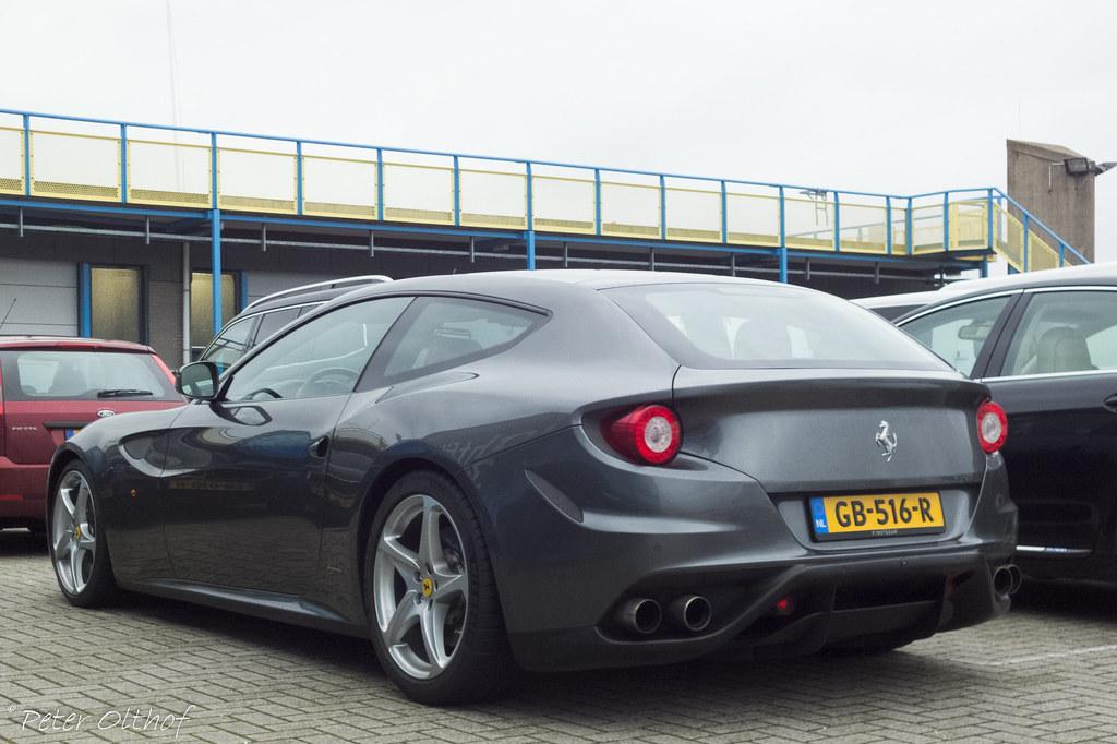 2011 Ferrari Ff Tt Circuit Assen Peterolthof Flickr