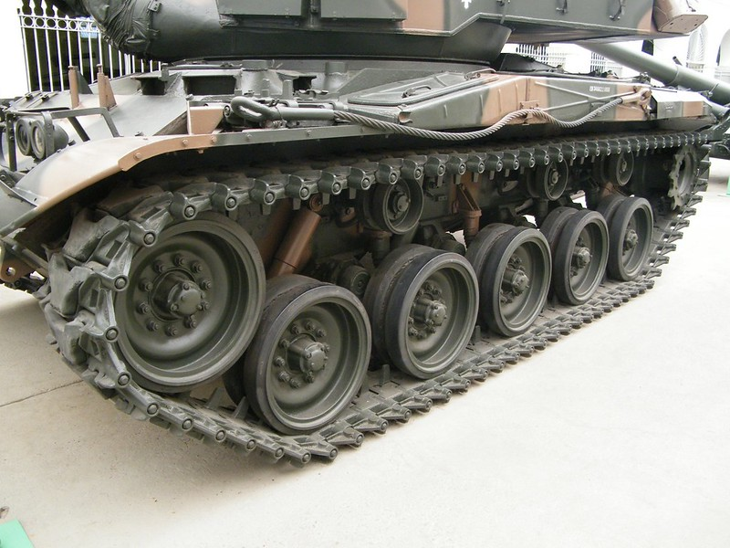 M41B Walker Bulldog 9