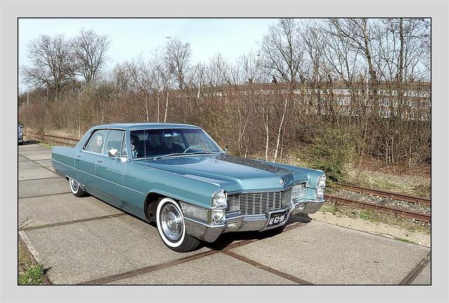 Cadillac Sedan de Ville / 1965
