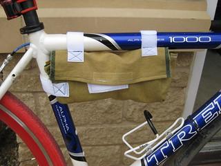 Bike lock bag | by eam31