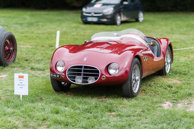 Siata 500 Barchetta - 1950