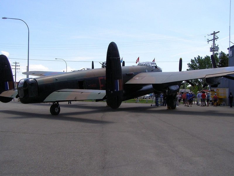 Lancaster FM159 1