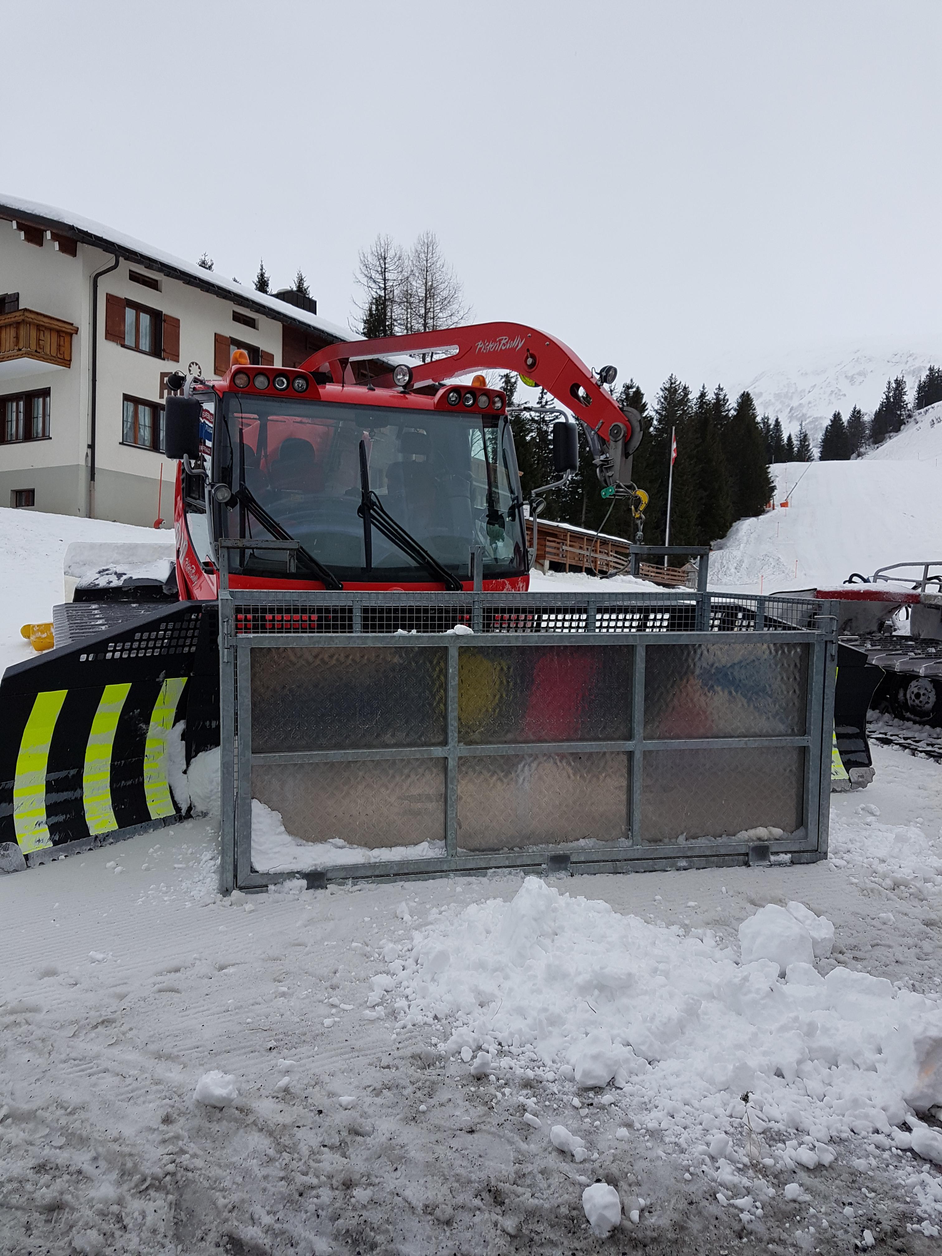 Skiweekend Verein 2017