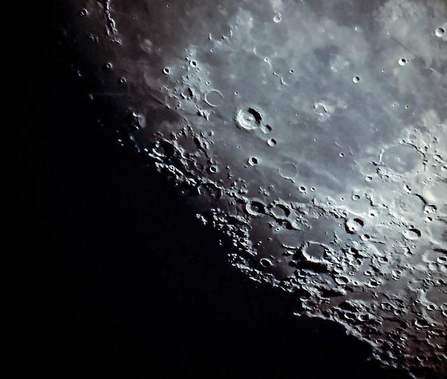 The Moon - Mare Nubium