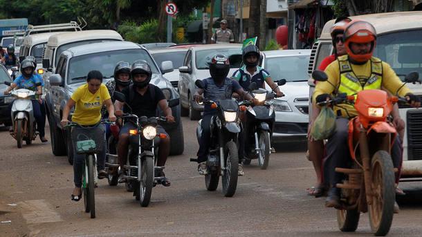 Ministério Público do Pará promove fórum sobre trânsito em Santarém, SCA