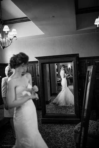 Michelle & Hugh / Pronghorn Golf Club Wedding