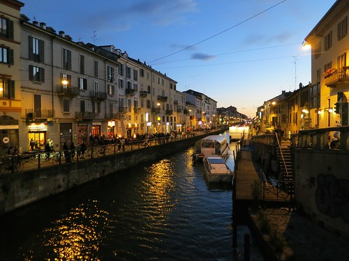 Navigli, Milan   by D-j-L