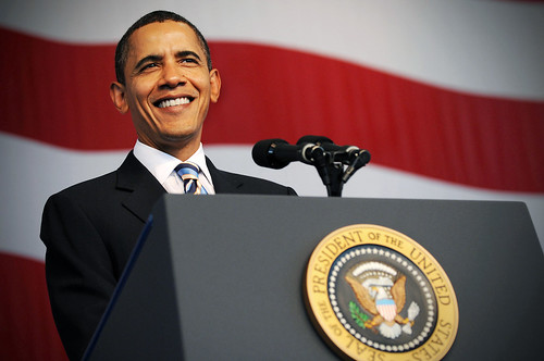 Barack-Obama-in-2009-U.S. Navy photo by Petty Officer 1st Class Leah Stiles | by ouyangcxtx