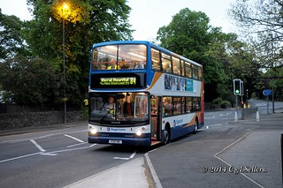Transpire Stonegravels depot visit - May 2014 | by Transpire - The Chesterfield Bus Society