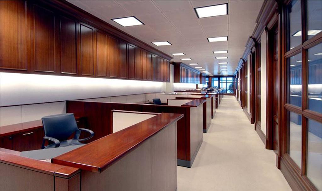 KKR_07 | Open plan office layout at KKR | K2 Space | Flickr