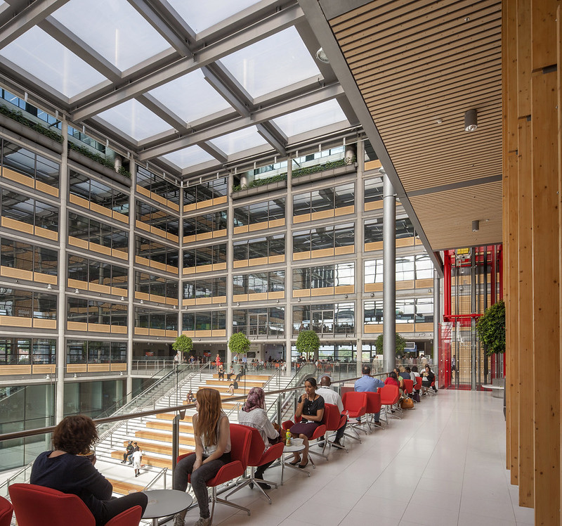 Corporate Workplace - Brent Civic Centre -London&SouthEast - Joint Winner