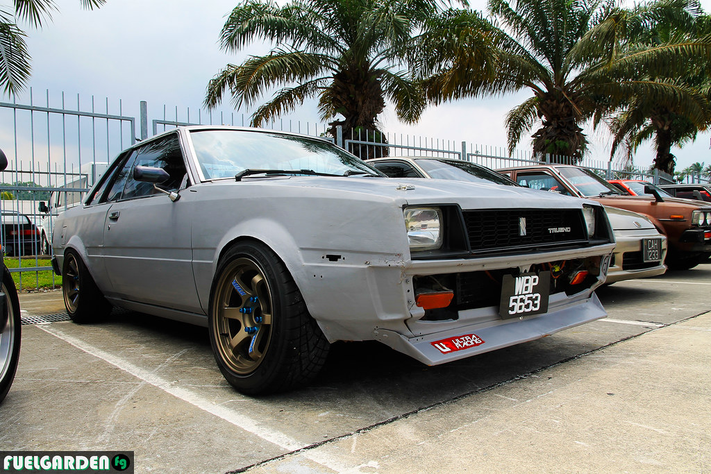 Toyota Corolla Te72 Hardtop Coupe Zerotohundred Timetoatta Flickr