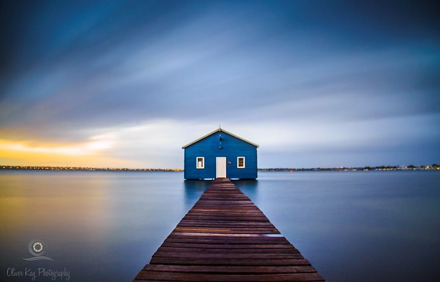 The Boatshed.