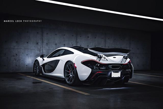 McLaren P1 Mahdiar Edition